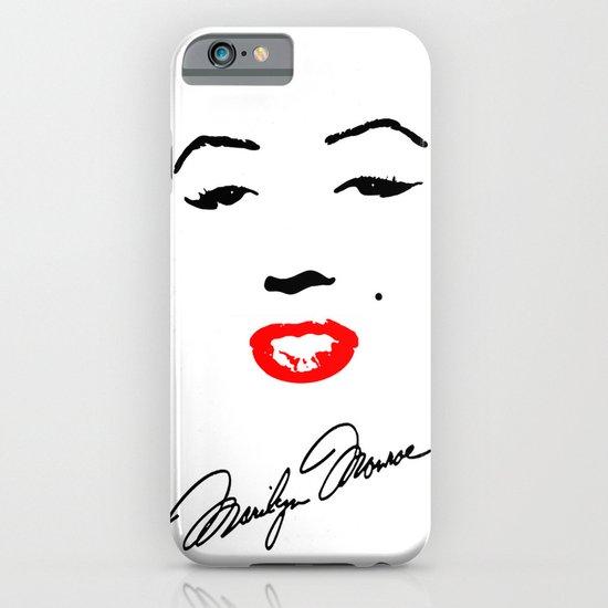 Marilyn Monroe! iPhone & iPod Case