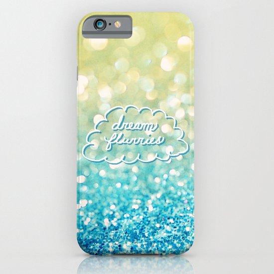 dream flurries iPhone & iPod Case