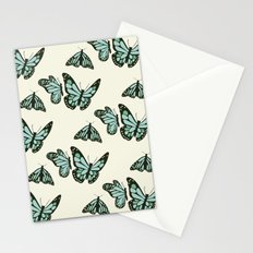 monarch butterflies Stationery Cards