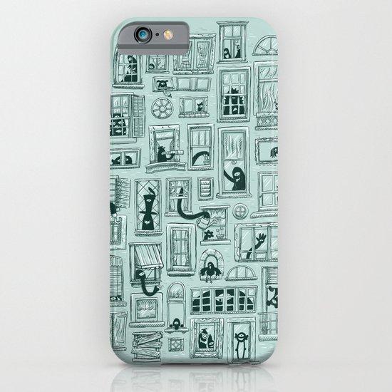 I've Seen Strange Things in City Windows iPhone & iPod Case