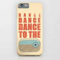 iPhone & iPod Case featuring Dance To The Radio! by filiskun