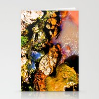 Just Rocks  Stationery Cards