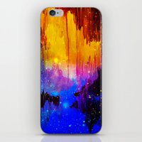 CASTLES IN THE MIST Magi… iPhone & iPod Skin