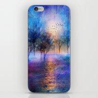 Paisaje y color II iPhone & iPod Skin