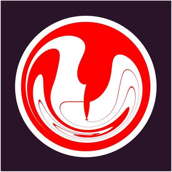 The symbol #II Art Print