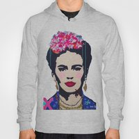 Frida Kahlo By Paola Gon… Hoody