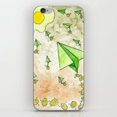 The Life Circulation of the Egg iPhone & iPod Skin
