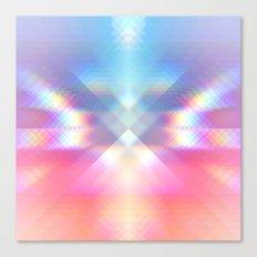 Shine Rays Canvas Print