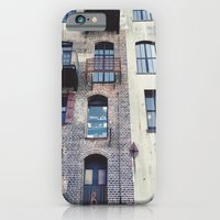 iPhone & iPod Case featuring Just Look Up by THEORY