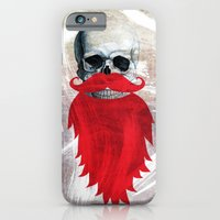 Beard Skull iPhone 6 Slim Case