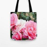 Rose #3 Tote Bag