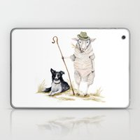 Sheepherd Sheep Laptop & iPad Skin