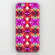 Palace Passion Flower Pattern Design  iPhone & iPod Skin