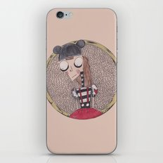 mouse club dropout. iPhone & iPod Skin