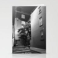 Minetta Street - Solarized Stationery Cards