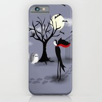 iPhone & iPod Case featuring Mr. Lonely by virginia odien