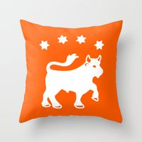 LINDSTROM Throw Pillow