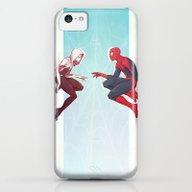 Worlds Collide iPhone 5c Slim Case