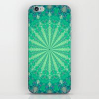 Subtle Distortion iPhone & iPod Skin