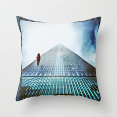 E L E V A T E Throw Pillow