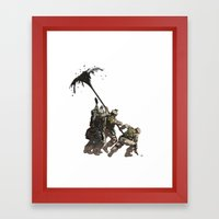 Liberation Framed Art Print