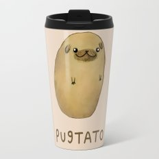 Pugtato Travel Mug