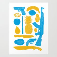 Maracaibo Art Print