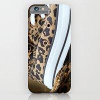 Converse leopard All Stars iPhone 6 Slim Case