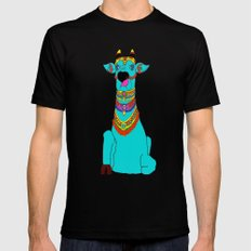 The Holy Cow Mens Fitted Tee SMALL Black