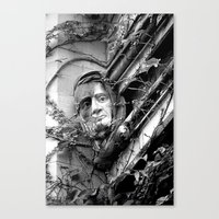 That Gargoyle,   Univers… Canvas Print