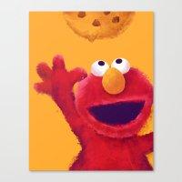 Cookies 2 Canvas Print