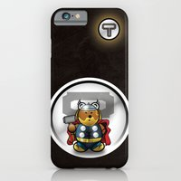 Super Bears - the Mighty One iPhone 6 Slim Case