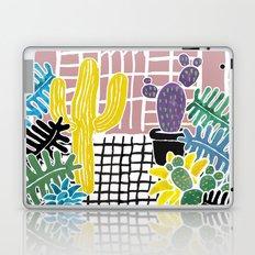 Cacti & Succulent Greenhouse Laptop & iPad Skin