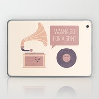 The Player Laptop & iPad Skin