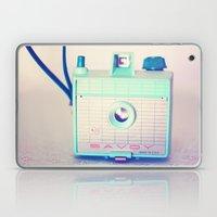 Vintage Savoy Camera Laptop & iPad Skin