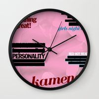 Cosmarxpolitan, Issue 12 Wall Clock