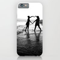 iPhone & iPod Case featuring Love BW by Studio Laura Campanella