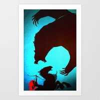 Fate Be Changed Art Print