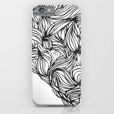 Hairy Heart  iPhone 6s Slim Case