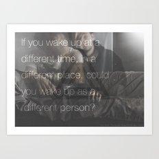 Personality Disorder Art Print