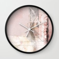 stiches Wall Clock