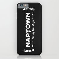 Naptown | the city that sleeps | Indianapolis iPhone 6 Slim Case