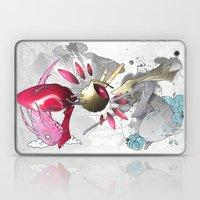Ray-Gun  Laptop & iPad Skin