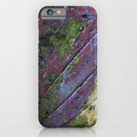 iPhone & iPod Case featuring The painted Rainbow by David P Hunter