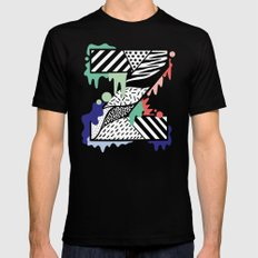 Z for …. Mens Fitted Tee Black SMALL