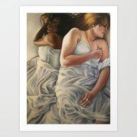 Origin Of Love #2 Art Print