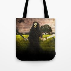 Death loves you Tote Bag
