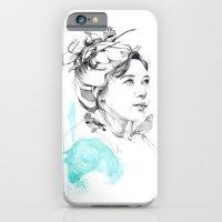 Bird Nesting iPhone 6 Slim Case