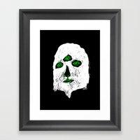 Seer Framed Art Print