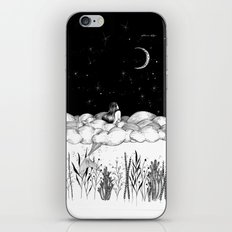 Moon River iPhone & iPod Skin